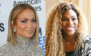 Jennifer Lopez Is Serena Williams' Style Icon [Video]