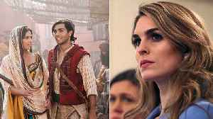 'Aladdin 2' is Happening, Hope Hicks Returns to the Trump White House & More | THR News [Video]