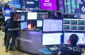 A dip on Wall Street as coronavirus fears strike [Video]
