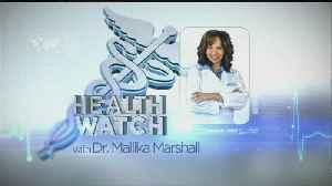 News video: HealthWatch: Children Poisoned By Pills; Airport Handwashing
