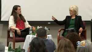 '60 Minutes' Correspondent Lesley Stahl Speaks At Pascale Sykes Foundation [Video]