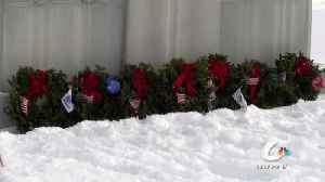 'Wreaths Across America' honor veterans [Video]
