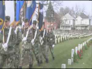National Ceremony Wreath Laying [Video]