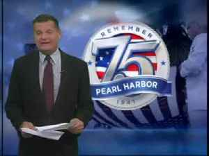Ceremony Honors Victims of Pearl Harbor [Video]