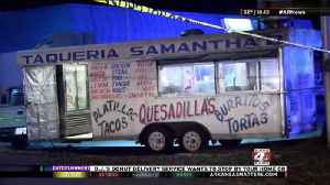 Food Truck Robbery [Video]