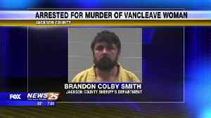 Arrested For Murder of Vancleave Woman [Video]