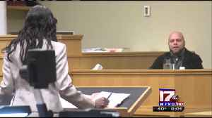Katrina Smith's Lover, Guy Gabriel, Takes the Witness Stand [Video]