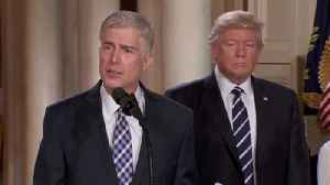 Both Sides Gear Up for Fight Over Gorsuch [Video]