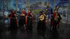 World renowned Chinese Orchestra on Local 4 [Video]
