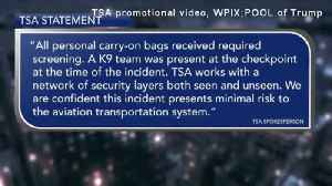 Security Breach at JFK Airport Reported [Video]
