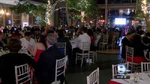 American Red Cross Fire & Ice gala [Video]