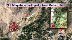 Small Quake Rattles Southern Utah [Video]