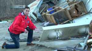 Storm Damage Clean-up in Macks Creek, MO [Video]