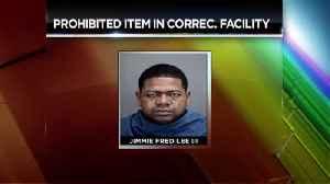 Allred Prison Employee Arrested [Video]