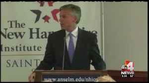 Huntsman Jr. to Ambassadorship to Russia [Video]