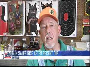 gun sales trump [Video]