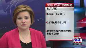 Rutland Man Sentenced for Child Pornography [Video]