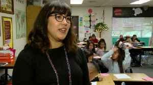 Educator of the Week: Kendra Waters [Video]