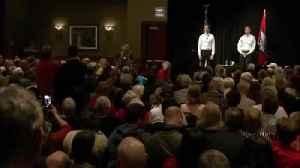 Sen. Cotton booed at town hall [Video]