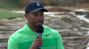 Tiger Woods on Why He Chose the Ozarks to Design a Course [Video]