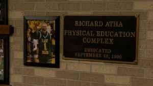 Benton Central holds funeral for former Athletic Director and superfan Dick Atha [Video]