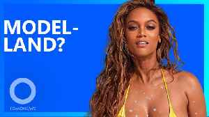 Tyra Banks set to open 'ModelLand' theme park [Video]