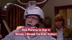 Rick Moranis Returns [Video]