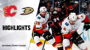 News video: NHL Highlights | Flames @ Ducks 2/13/20