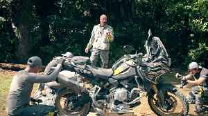 BMW Motorrad International GS TROPHY OCEANIA 2020 Day 4 [Video]