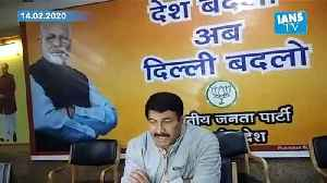 News video: Shaheen Bagh protesters need a shock to get out of their delusion: Manoj Tiwari