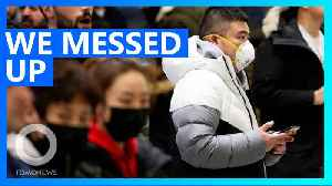 Wuhan virus misinformation as epidemic continues to grow [Video]