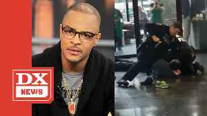 News video: T.I. Posts Graphic Police Brutality Video & Asks Presidential Democratic Candidates For Answers