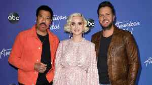 News video: Katy Perry 'can't afford' to invite American Idol co-judges to her wedding