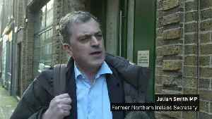 Julian Smith 'not surprised' by Cabinet reshuffle [Video]