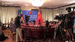 China's ambassador to South Africa criticizes US travel restrictions over coronavirus [Video]