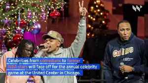 Common and Chance the Rapper Head up 2020 NBA Celebrity All-Star Game [Video]