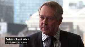 Coronavirus: PHE confident in capacity to carry out tests [Video]
