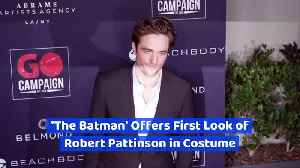 'The Batman' Offers First Look of Robert Pattinson in Costume [Video]