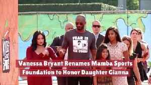 Learn About The Mamba And Mambacita Sports Foundation [Video]