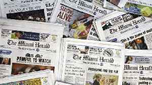 Newspaper Publisher McClatchy Files For Chapter 11 Protections [Video]