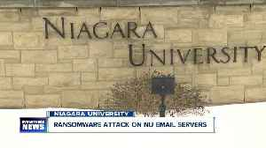 Niagara University email servers attacked by ransomware [Video]