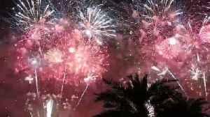 Light Shows Illuminate 19 Landmarks In UAE For 10 Days [Video]
