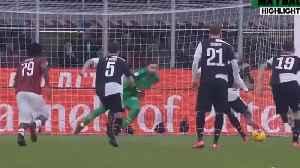 Pénalti de Ronaldo concede empate à Juventus frente ao AC Milan [Video]