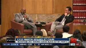 Former Bakersfield Police Chief Lyle Martin speaks at CSUB [Video]
