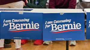 News video: Sanders Begs Supporters To End Personal Attacks