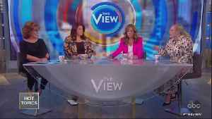 Meghan McCain and Joy Behar Clash Over Bloomberg [Video]