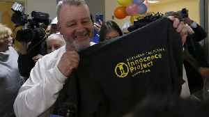 News video: Calif. Man Exonerated After Years In Jail, Thanks To Genetic Genealogy