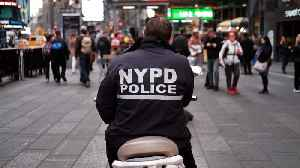 New York City Police Officers Are Warned Of 'Credible Threat' [Video]