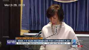Feds recommend nearly five years in jail for Pugh [Video]