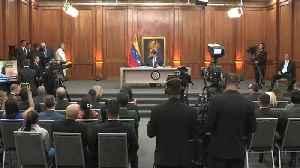 Maduro dice que llegará el día en que se ordene arresto de Guaidó [Video]